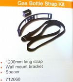Gas Bottle strap kit